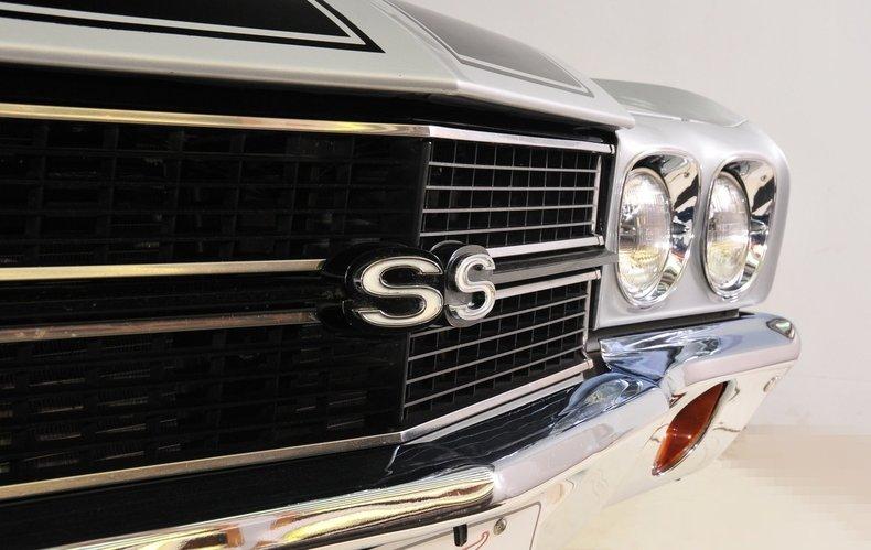 1970 Chevrolet El Camino Image 57