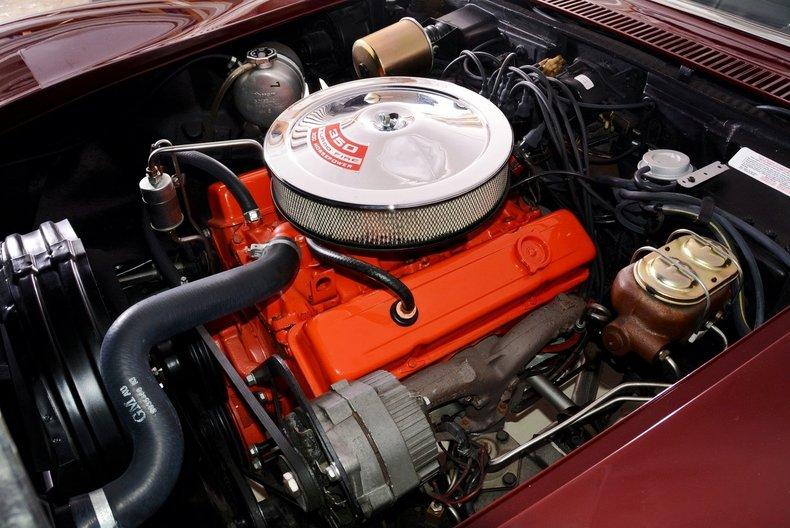 1969 Chevrolet Corvette Image 15