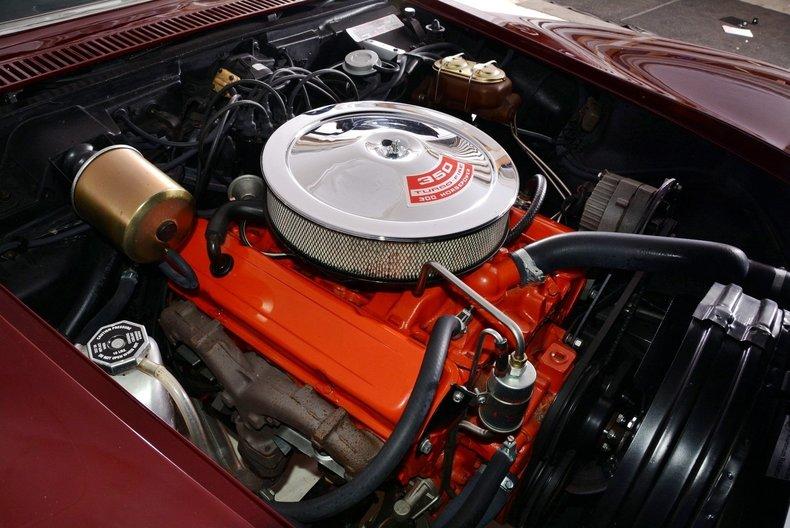 1969 Chevrolet Corvette Image 37