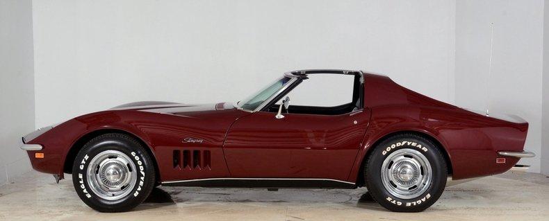 1969 Chevrolet Corvette Image 41