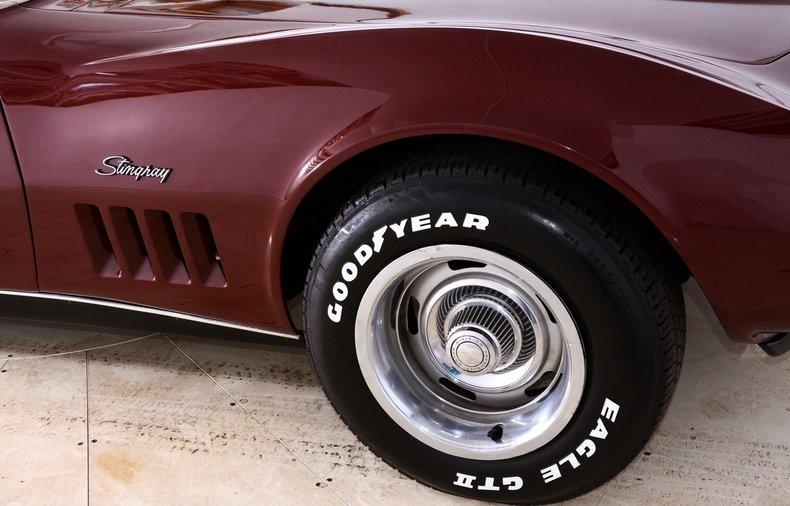 1969 Chevrolet Corvette Image 51