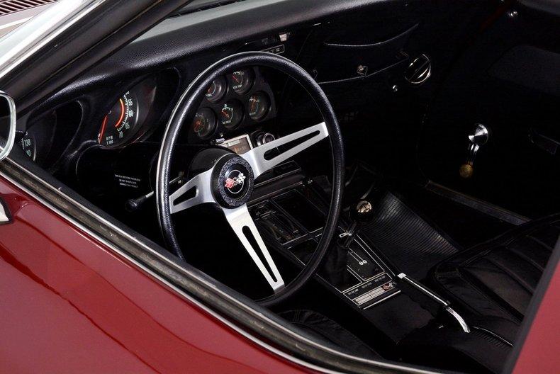 1969 Chevrolet Corvette Image 52