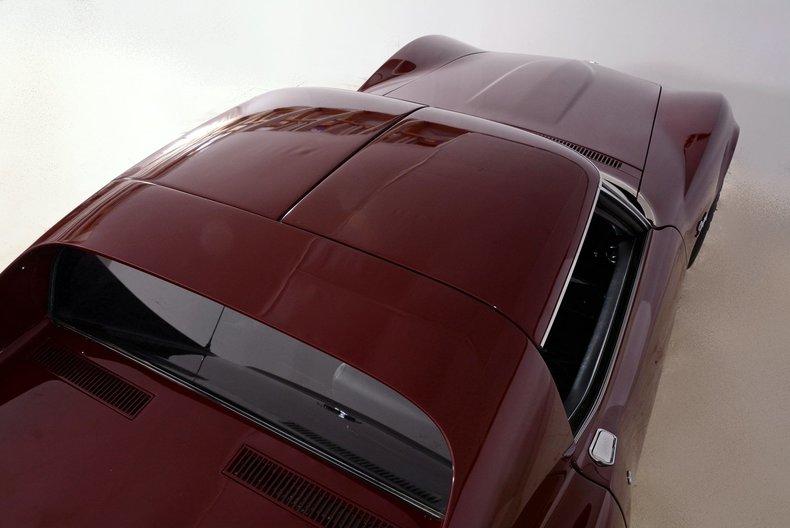 1969 Chevrolet Corvette Image 56