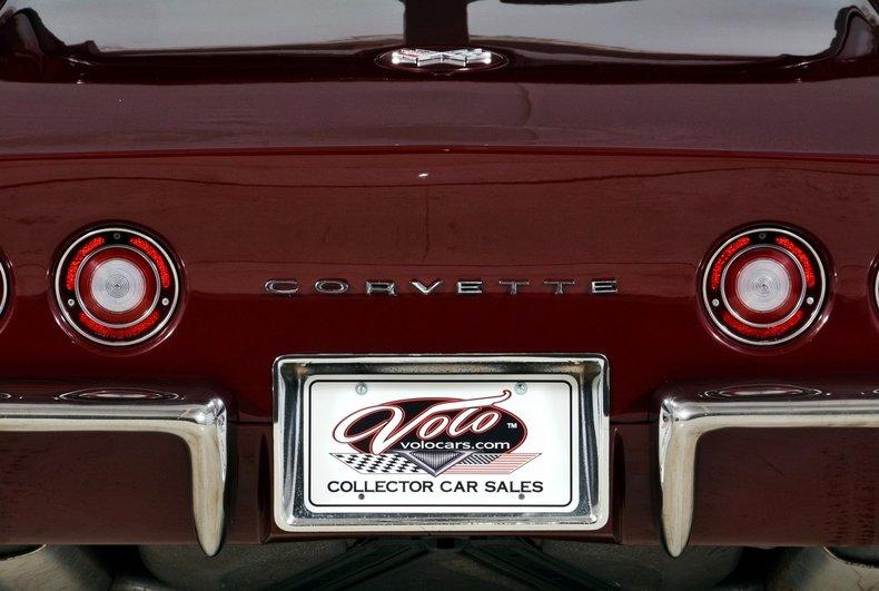1969 Chevrolet Corvette Image 62