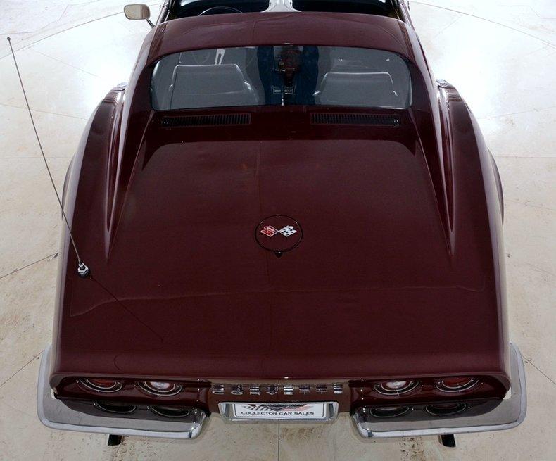 1969 Chevrolet Corvette Image 67