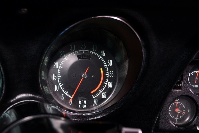1969 Chevrolet Corvette Image 69