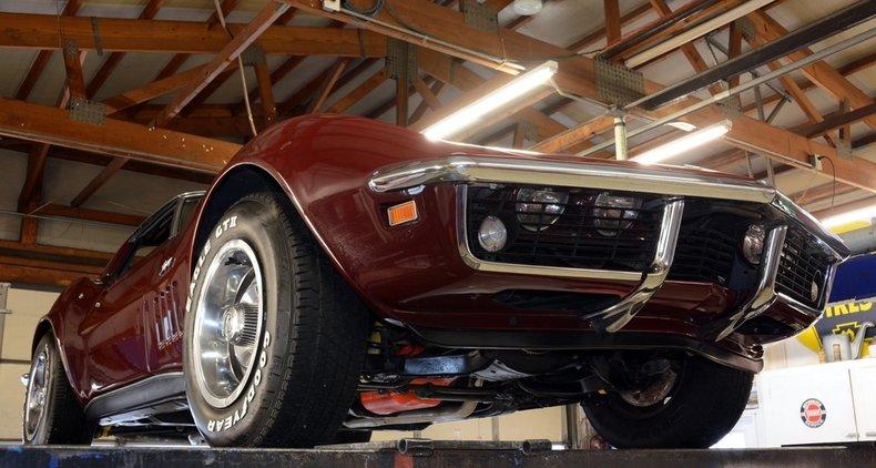 1969 Chevrolet Corvette Image 73