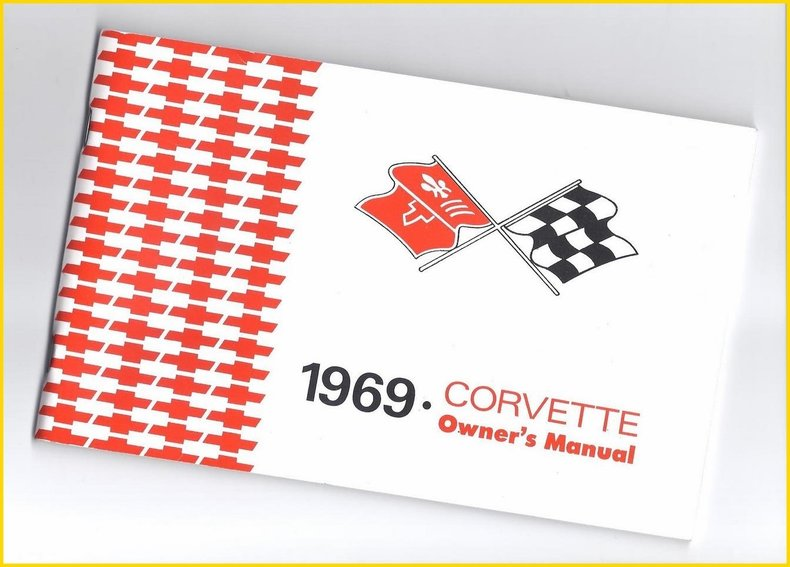 1969 Chevrolet Corvette Image 80