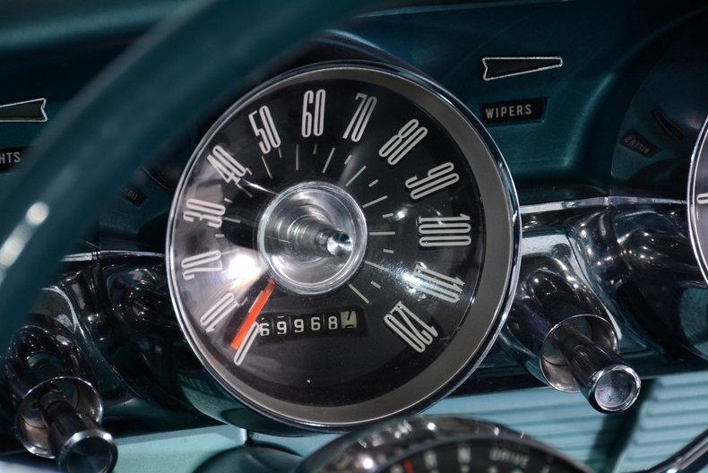 1963 Ford Thunderbird Image 13