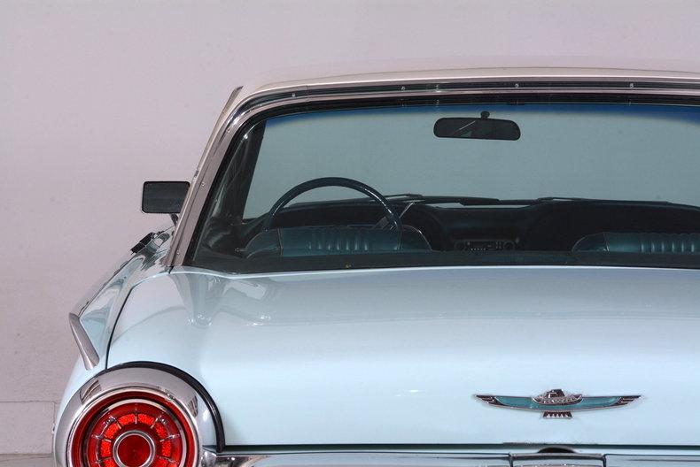 1963 Ford Thunderbird Image 77