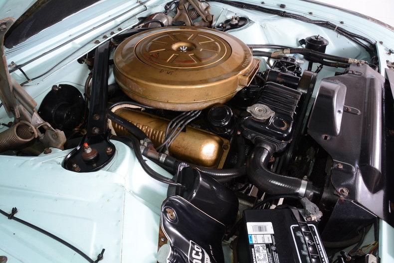 1963 Ford Thunderbird Image 89