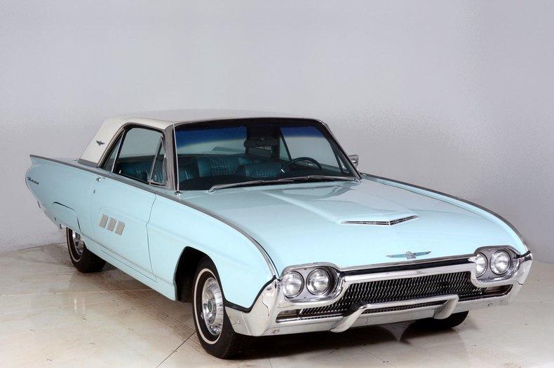 1963 Ford Thunderbird Image 95
