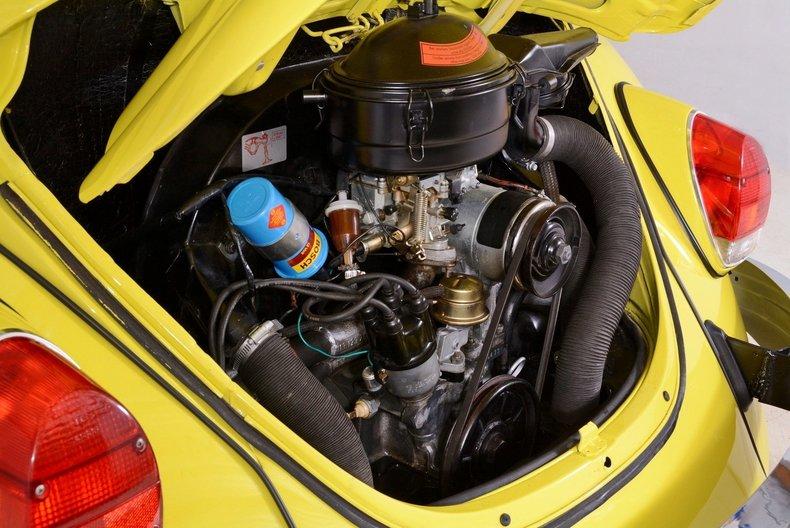 1971 Volkswagen Super Beetle Image 15