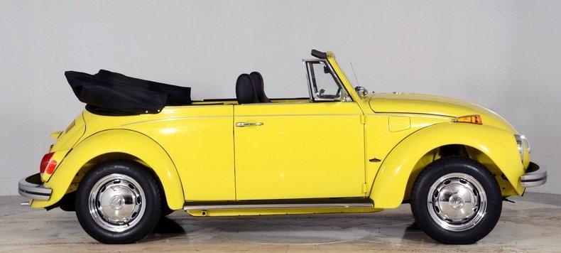 1971 Volkswagen Super Beetle Image 17