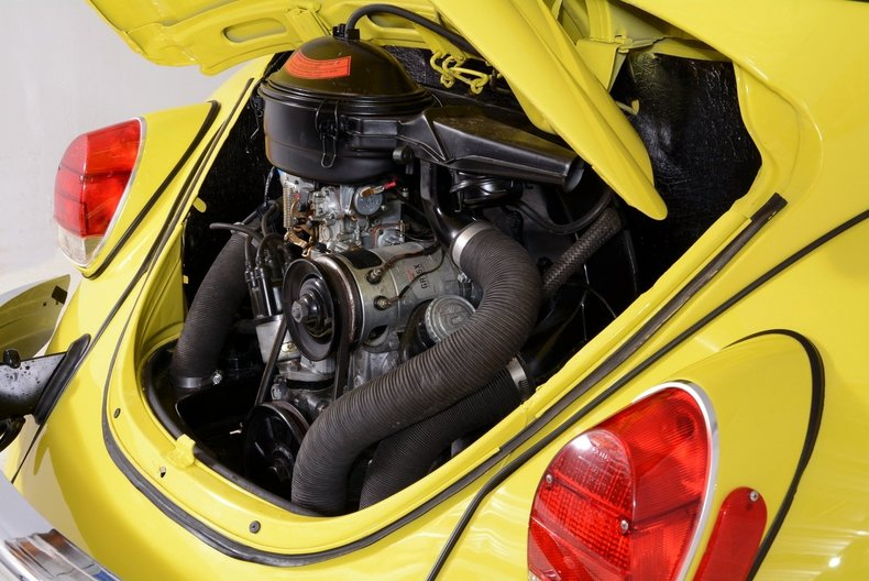 1971 Volkswagen Super Beetle Image 24