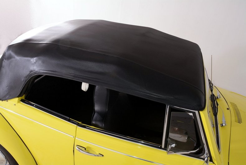 1971 Volkswagen Super Beetle Image 27