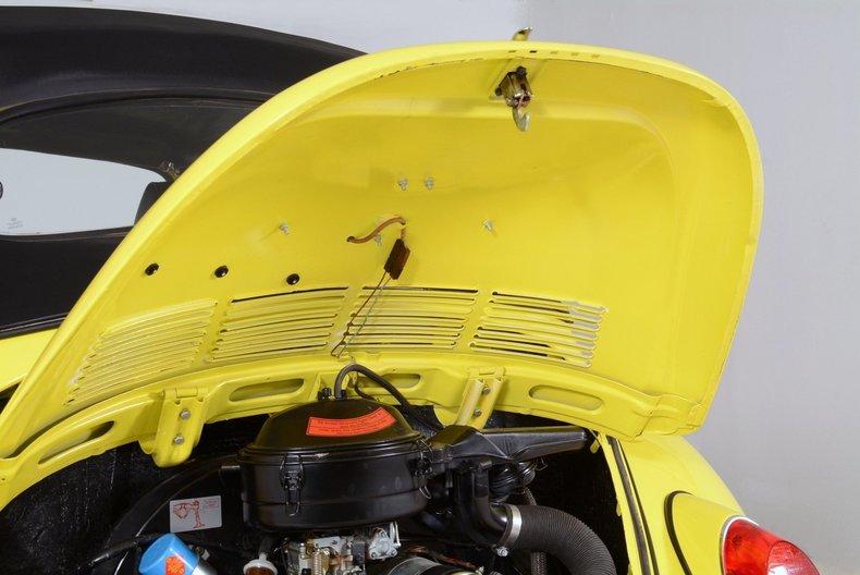1971 Volkswagen Super Beetle Image 30