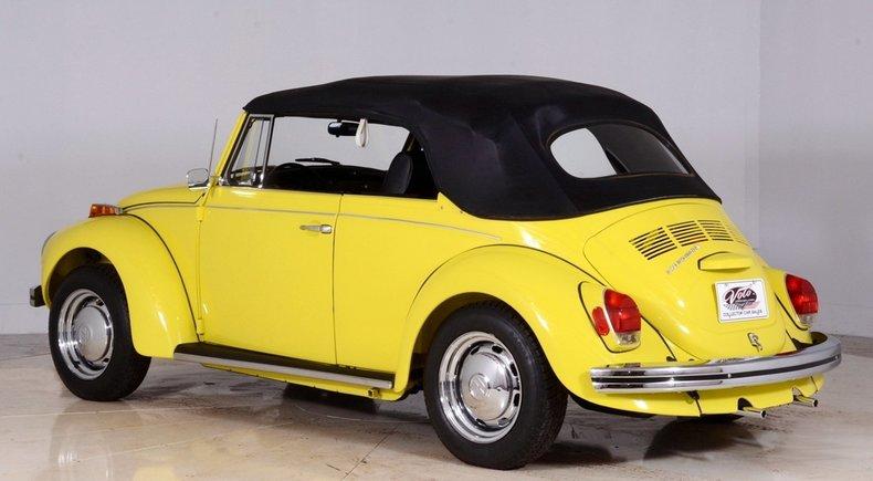 1971 Volkswagen Super Beetle Image 33