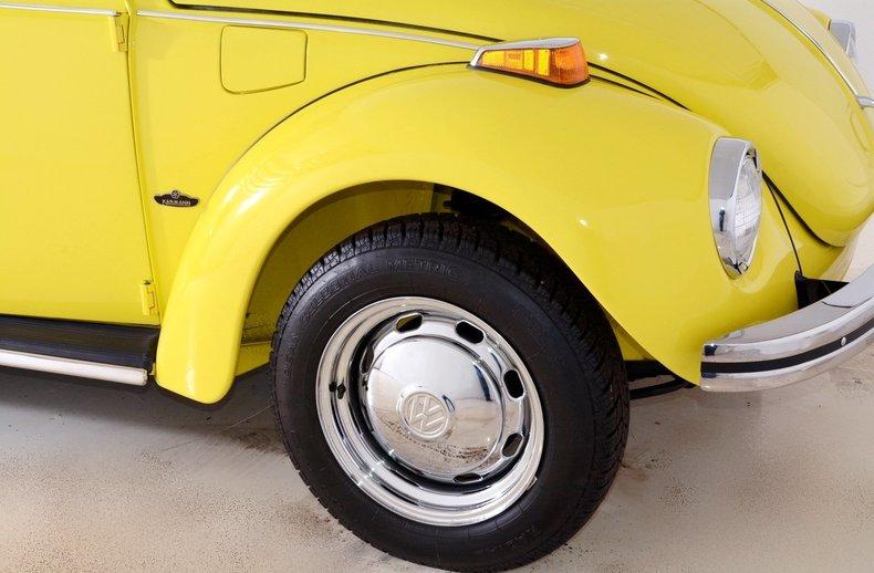 1971 Volkswagen Super Beetle Image 40