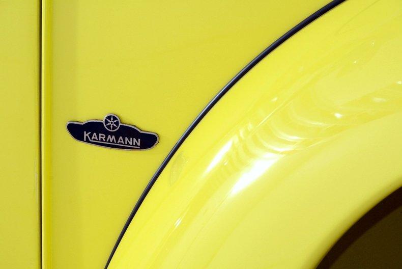 1971 Volkswagen Super Beetle Image 46