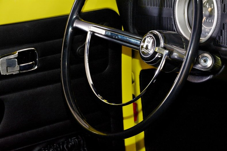1971 Volkswagen Super Beetle