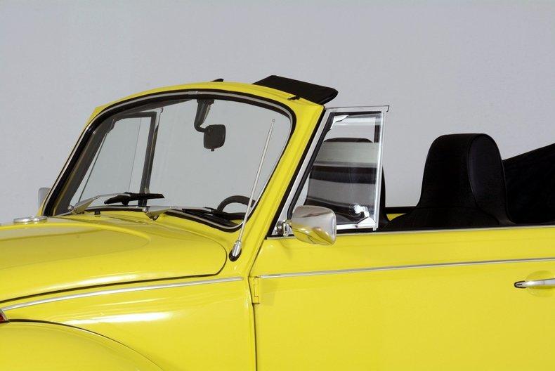 1971 Volkswagen Super Beetle Image 48