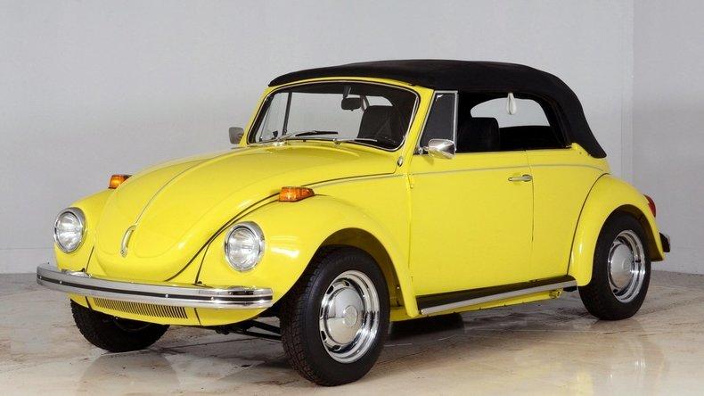 1971 Volkswagen Super Beetle Image 49