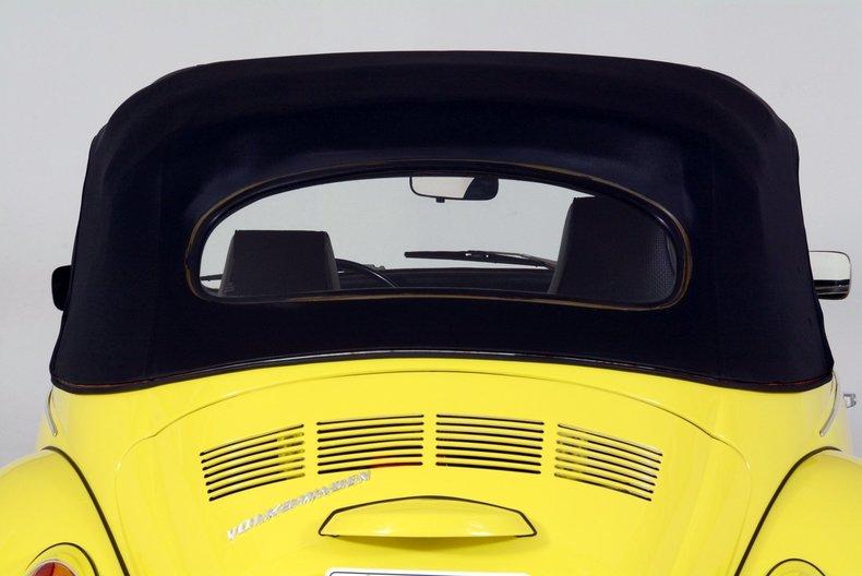 1971 Volkswagen Super Beetle Image 54