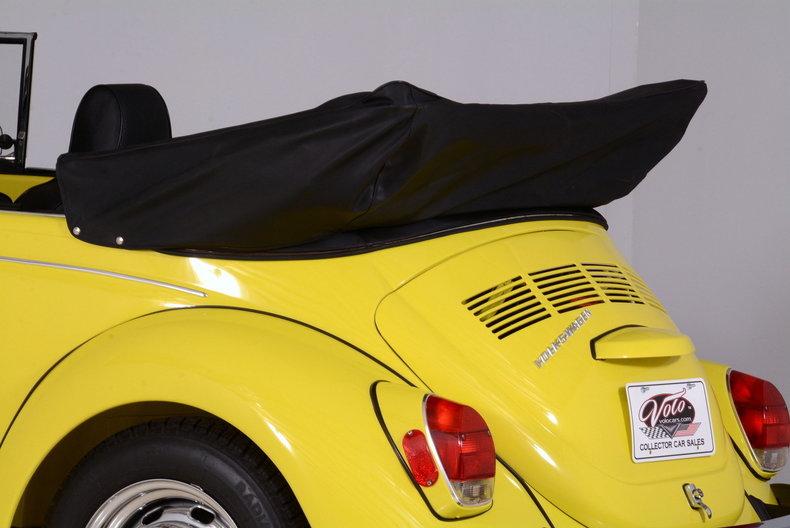 1971 Volkswagen Super Beetle Image 56