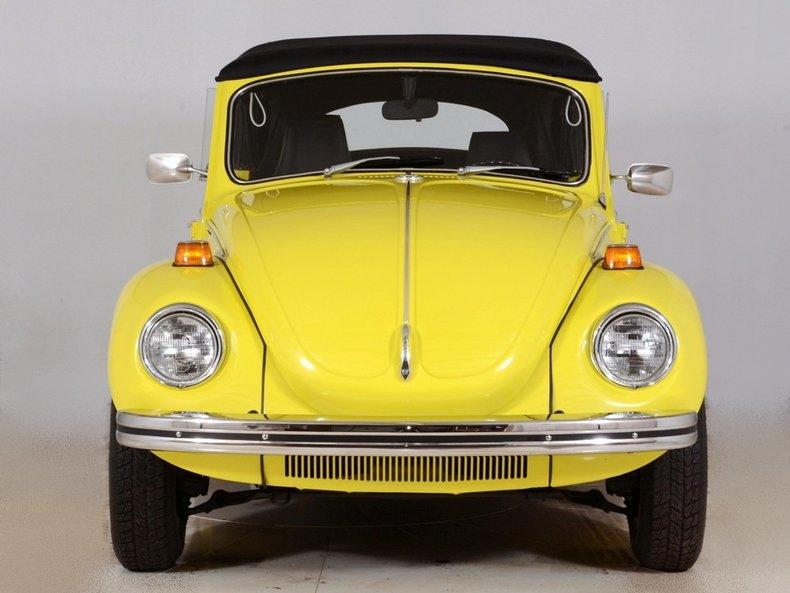 1971 Volkswagen Super Beetle Image 57