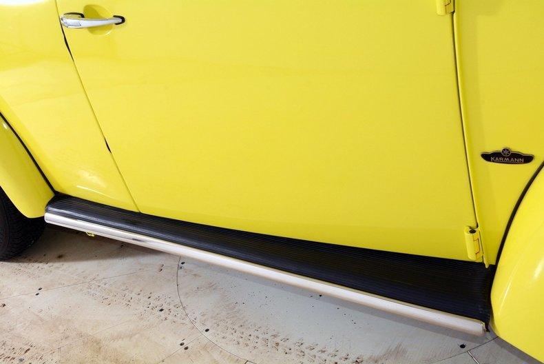 1971 Volkswagen Super Beetle Image 59