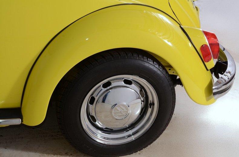 1971 Volkswagen Super Beetle Image 67