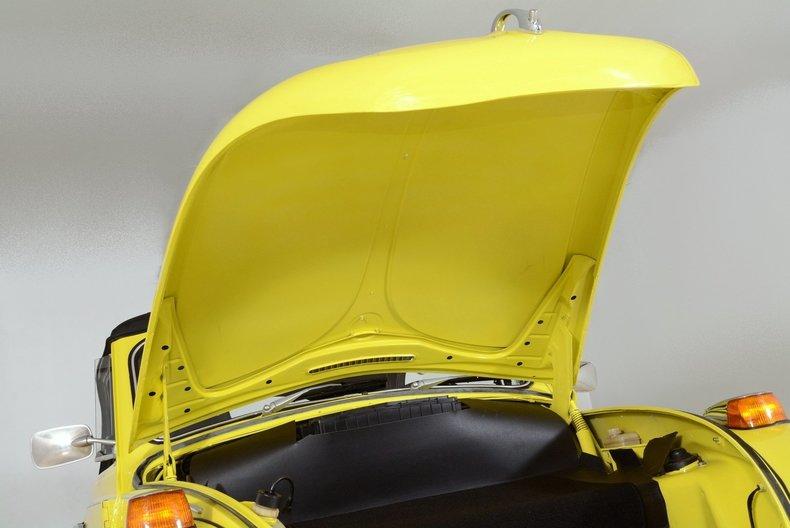 1971 Volkswagen Super Beetle Image 72