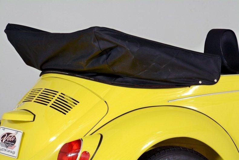 1971 Volkswagen Super Beetle Image 73