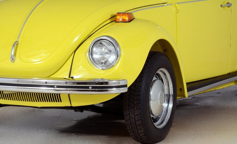 1971 Volkswagen Super Beetle Image 75
