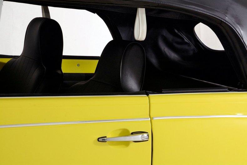1971 Volkswagen Super Beetle Image 78