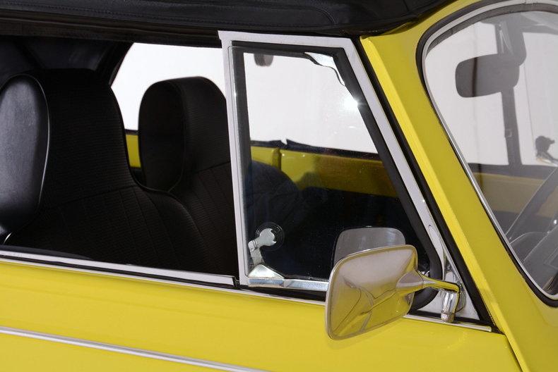 1971 Volkswagen Super Beetle Image 81