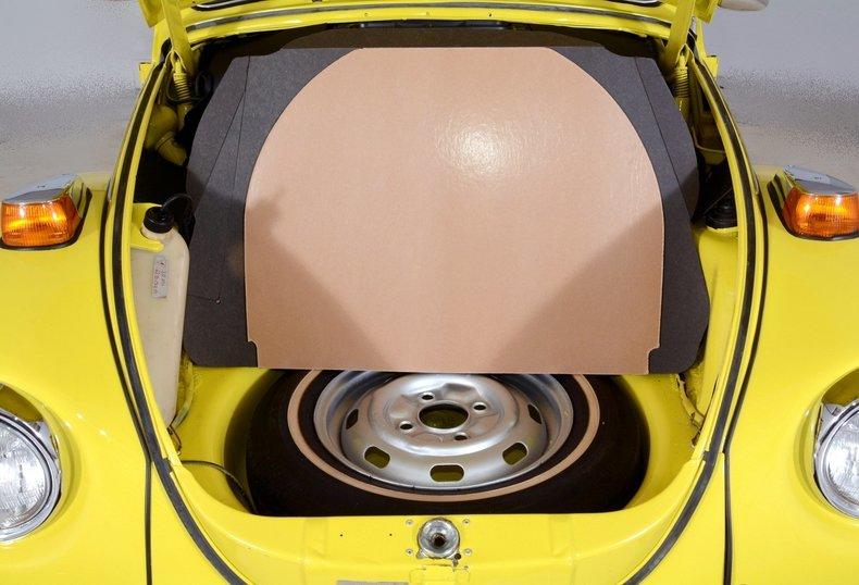 1971 Volkswagen Super Beetle Image 83