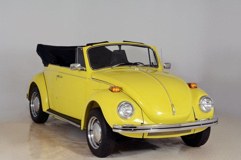 1971 Volkswagen Super Beetle Image 86