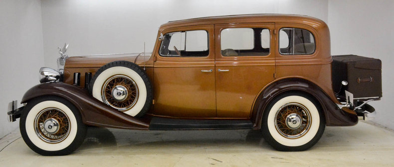 1933 Buick 40 Image 5