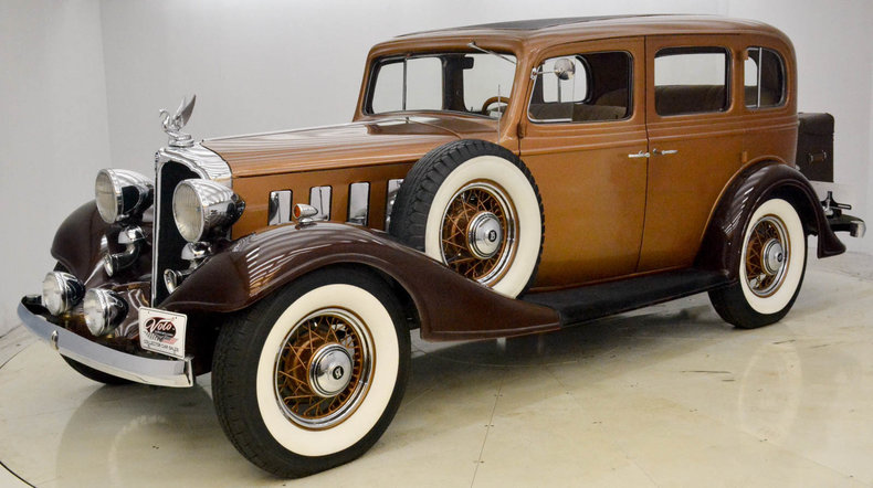 1933 Buick 40 Image 9