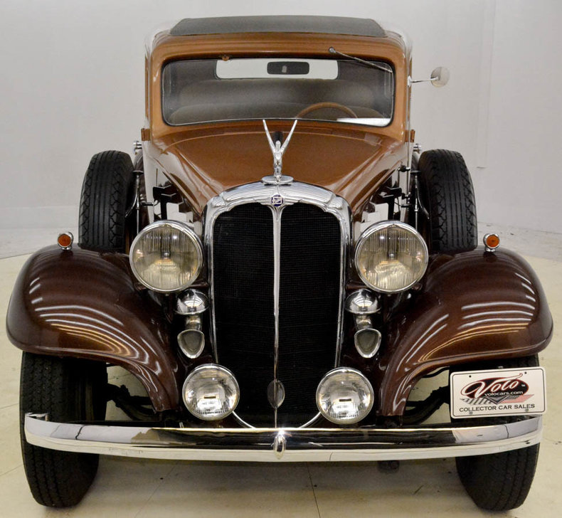1933 Buick 40 Image 10