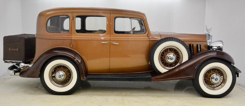 1933 Buick 40 Image 18