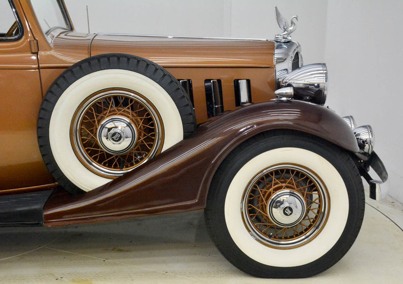 1933 Buick 40 Image 22