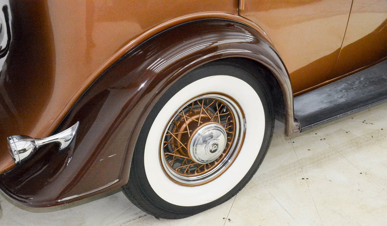 1933 Buick 40 Image 34