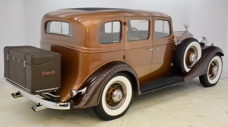 1933 Buick 40 Image 24