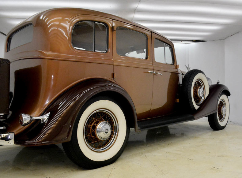 1933 Buick 40 Image 26