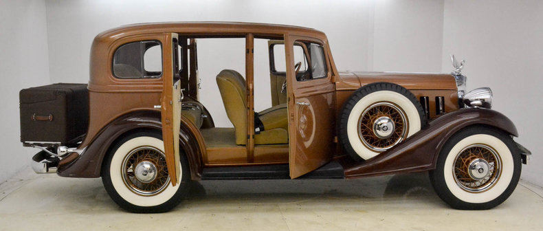 1933 Buick 40 Image 35