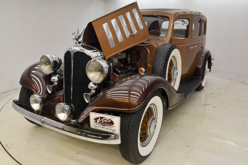 1933 Buick 40 Image 27