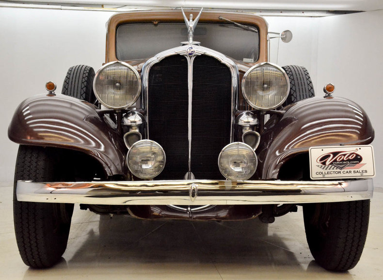 1933 Buick 40 Image 37